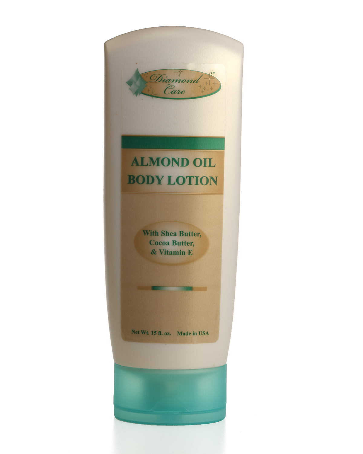 Diamond Care® Almond Oil Body Lotion